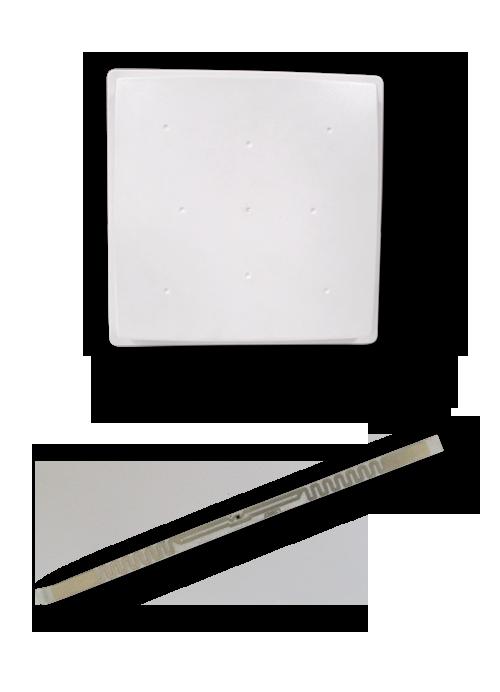 Dispositivo antena y etiqueta por SerDoc