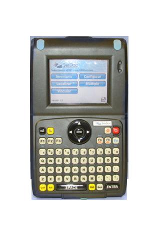 Dispositivo terminal portátil por SerDoc